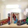 Super Hero Stationery Sets