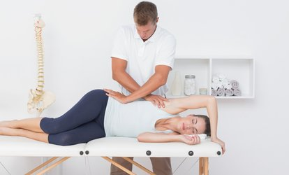Chiropractic Packages with 30 or 60-minute Massages at Diagnostic Weight Solutions (Up to 92% Off)