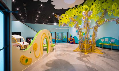 Up to 50% Off Admission to Mighty Children's Museum