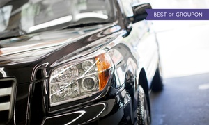Tiger Express Wash: $15 for Two Black & Gold Car Washes at Tiger Express Wash ($31.98 Value)