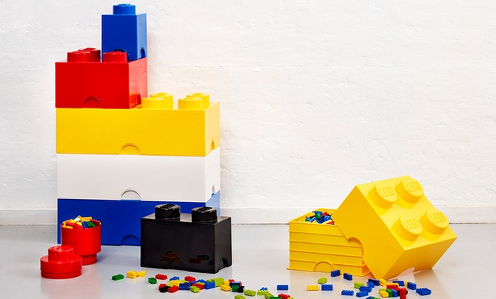 Boîtes de rangement Lego, modèle au choix dès 9.98 € (jusqu'à 47% de réduction)