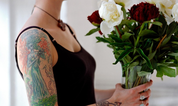 Mt Tattoo Studios - Palm Park: $120 for $200 Worth of Tattoo Services — MT Tattoo Studios