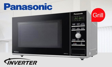 $168 for a Panasonic 23L Microwave Oven with Grill (NN-GD371M) (worth $249)