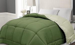 Royal Luxe Reversible Two-Tone Comforter
