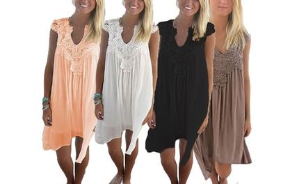 Floaty Beach Dress