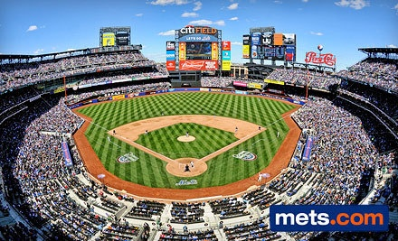 New York Mets Single Games or Four-Game Holiday Packages