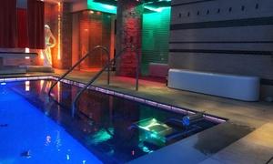 Urban Spa Palace: Spa di 3 ore con massaggio e scrub per 2 persone all'Urban Spa Palace a Imola (sconto fino a 65%)
