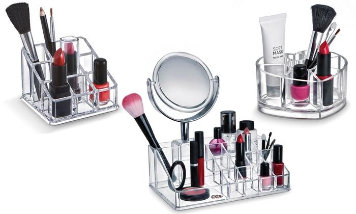 Acrylic Makeup Organisers
