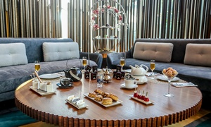 La Patisserie-Sofitel Dubai Downtown: All Day Afternoon Tea for Two, Four or Six at La Patisserie-Sofitel Dubai Downtown (Up to 53% Off)