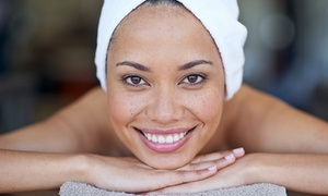 Miss Lola Beauty Lounge & Lash Bar: Microdermabrasion and Mask - One ($29) or Three Sessions ($69) at Miss Lola Beauty Lounge & Lash Bar (Up to $267 Value)