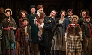"""A Christmas Carol"": Milwaukee Repertory Theater's ""A Christmas Carol"" on December 1–17"