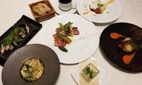 【54%OFF】「和食」と「イタリア料理」のコラボを愉しむ≪ローストビーフのタリアータなどディナーコース+スパークリングワイン1杯/1名...