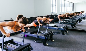 Pure Pilates Studios - Manly: Three ($14) or Five ($19) Pilates Class Pass at Pure Pilates Studios - Manly (Up to $175 Value)
