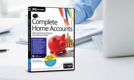 Home Accounts Software