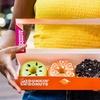 Ontbijt/lunch bij Dunkin' Donuts