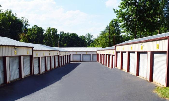 Upstate Palmetto Storage - Spartanburg: $49 for $110 Worth of Storage-Space Rental — Upstate Palmetto Mini Storage