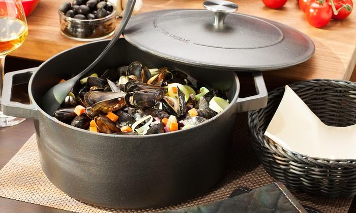 cyril lignac casserole dishes groupon goods. Black Bedroom Furniture Sets. Home Design Ideas