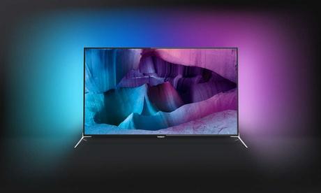 Televisor Philips LED Ultra HD 4K 65'' por 1499 € (25% de descuento)
