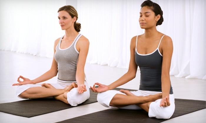 Kali Yoga Studio - Columbia Heights: $59 for 10 Yoga Classes at Kali Yoga Studio ($145 Value)