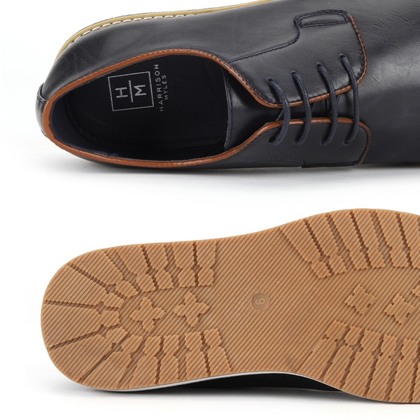 36156566c618d Harrison Men's Derby Shoes | Groupon