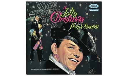 Frank Sinatra Christmas Lp Groupon Goods