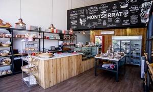 Confiteria Montserrat: 1, 2 o 4 docenas de sándwiches de miga triples en Confitería Montserrat