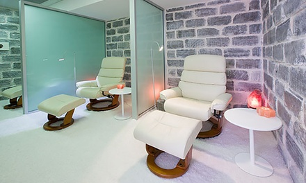 Salt Therapy One $15, Three $39 or Five Sessions $59 at Salt Rooms Australia, Bondi Junction Up to $175 Value
