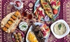 Saba Restaurant - Birmingham: Persian Starter, Main Course, Baklava and Tea for Two or Four People at Saba Restaurant (Up to 42% Off)