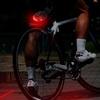 LED Laser Bike Tail Light (1-, or 2-Pack)