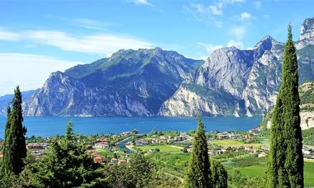 Lago di Garda 4*: 1 o 2 notti con colazione, cena e biciclette Hotel Corona