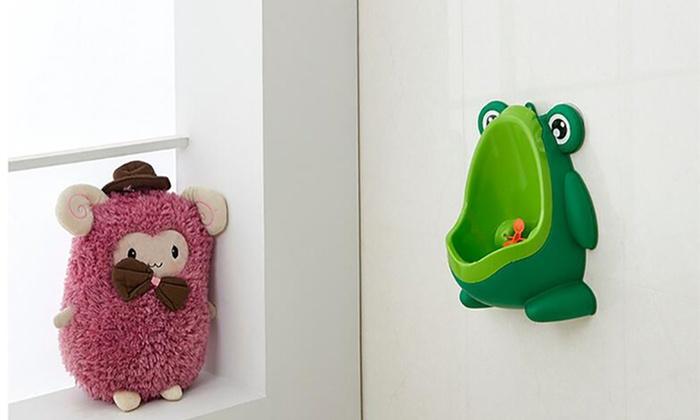 urinoir pour enfants groupon shopping. Black Bedroom Furniture Sets. Home Design Ideas