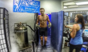 Santa Cruz Cryotherapy: Up to 36% Off Cryotherapy Session at Santa Cruz Cryotherapy