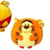 Ty Large Plush Winnie the Pooh or Tigger Beanie Ballz