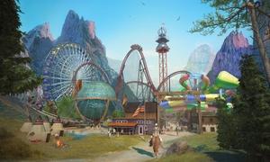 Attractiepark Slagharen, Bobbejaanland Movie Park Germany: Een jaar lang onbeperkt toegang tot Attractiepark Slagharen, Bobbejaanland en Movie Park Germany