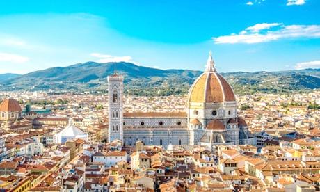 ✈ Florence : 2 ou 3 nuits à l'hôtel Albergo Firenze avec petit-déjeuner et vols A/R depuis Paris Orly