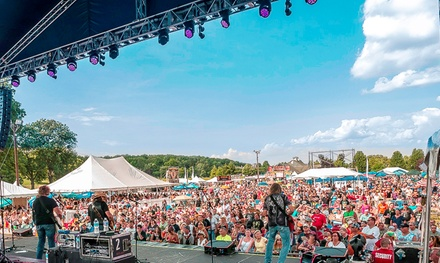 General Admission Entry for Two or Four to Rock, Ribs, and Ridges Festival (50% Off)