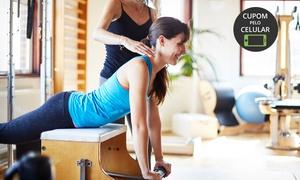 Studio De Pilates Mariana Jabali: Studio De Pilates Mariana Jabali – Ribeirânia: 1, 2 ou 3 meses de pilates