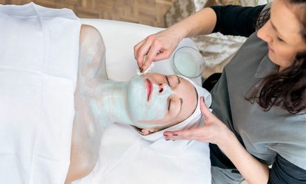 Facial Spa Services by Students at Cortiva Institute - Miami Campus, Two Options Available