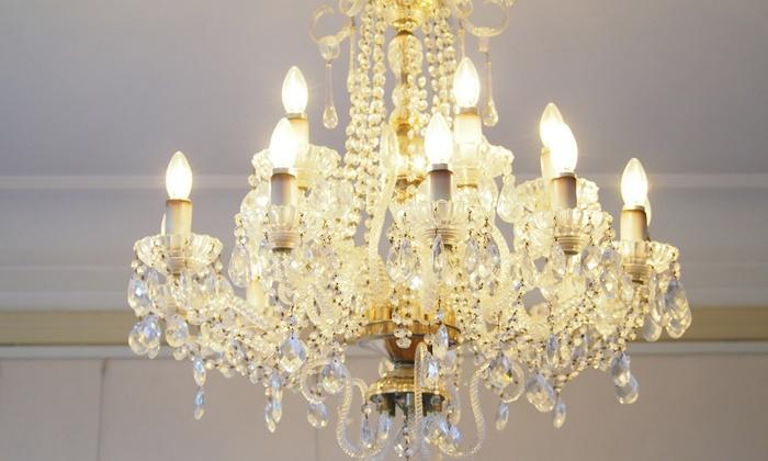 Hatfield Luxury - Irvine Business Complex: $28 for $50 Worth of Ceiling Fixtures — Hatfield Luxury