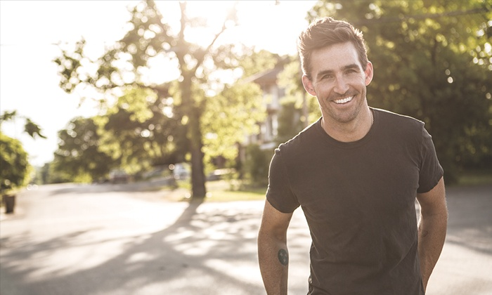 Jake Owen - The Mann: Jake Owen on October 8 at 7:30 p.m.