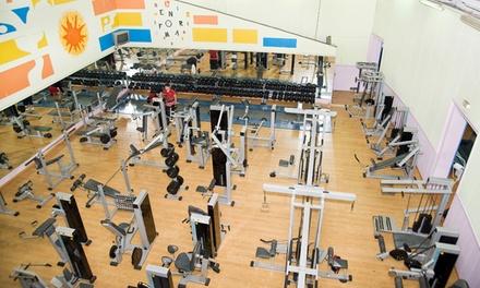3, 6 o 12 meses de accesso ilimitado a gimnasio y a clases dirigidas desde 29,90 € en En Forma Fitness Center
