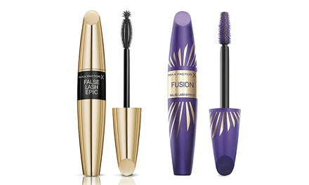 Max Factor False Lash Epic Mascara and False Lash Effect Fusion Mascara Set