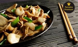 Restaurante Kanpai - Setor sul: Festival japonês ou executivo para 1 ou 2 pessoas no Kanpai – Setor Sul