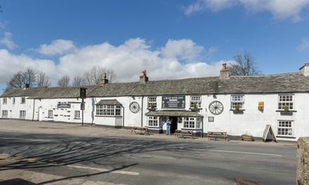 Lake District: 1, 2 or 3 Nights for Two with Breakfast at The Cross Key Inn