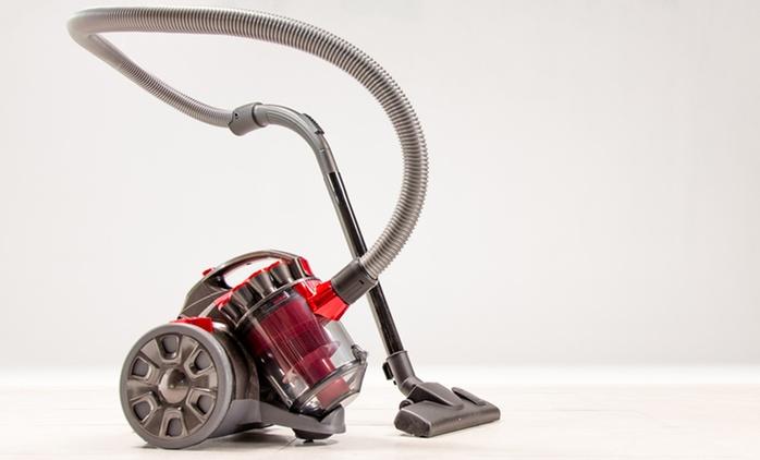 Aspiradora multi-ciclónica Turbovac por 44,99 € (77% de descuento)