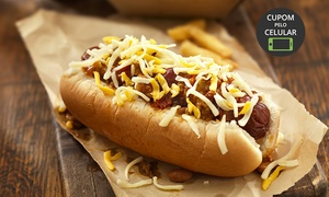 Josias Hot Dog - Mercês: Josias Hot Dog - Mercês: 1, 2 ou 4 cachorros-quentes