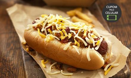 Josias Hot Dog   Mercês: 1, 2 ou 4 cachorros quentes