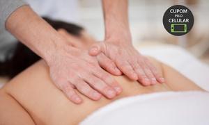 Ed Studio de Pilates & Estética: ED Studio – Cidade Baixa: 1,2 ou 3 meses de massagem (modeladora, relaxante, bambuterapia, terapêutica)