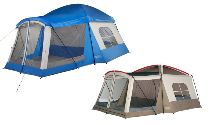 Wenzel Klondike 8-Person Tents