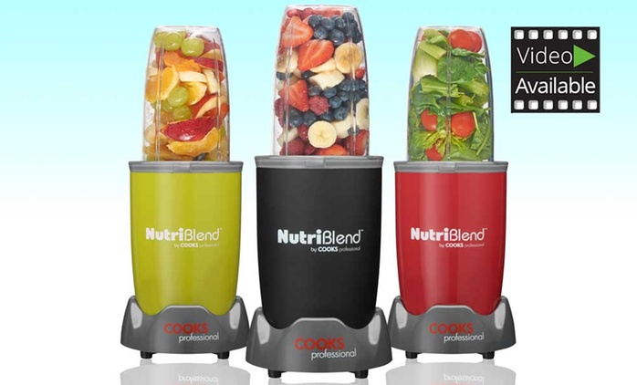 Cooks Professional 700W Blender With 10 or 15 Accessories from €49.99 With Free Delivery (Up to 61% Off)